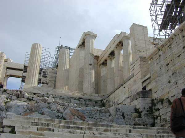 Acropolis Propylaea