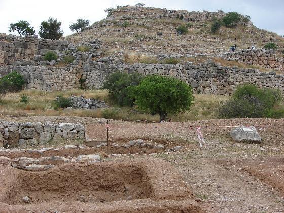 Citadel-Mycenae