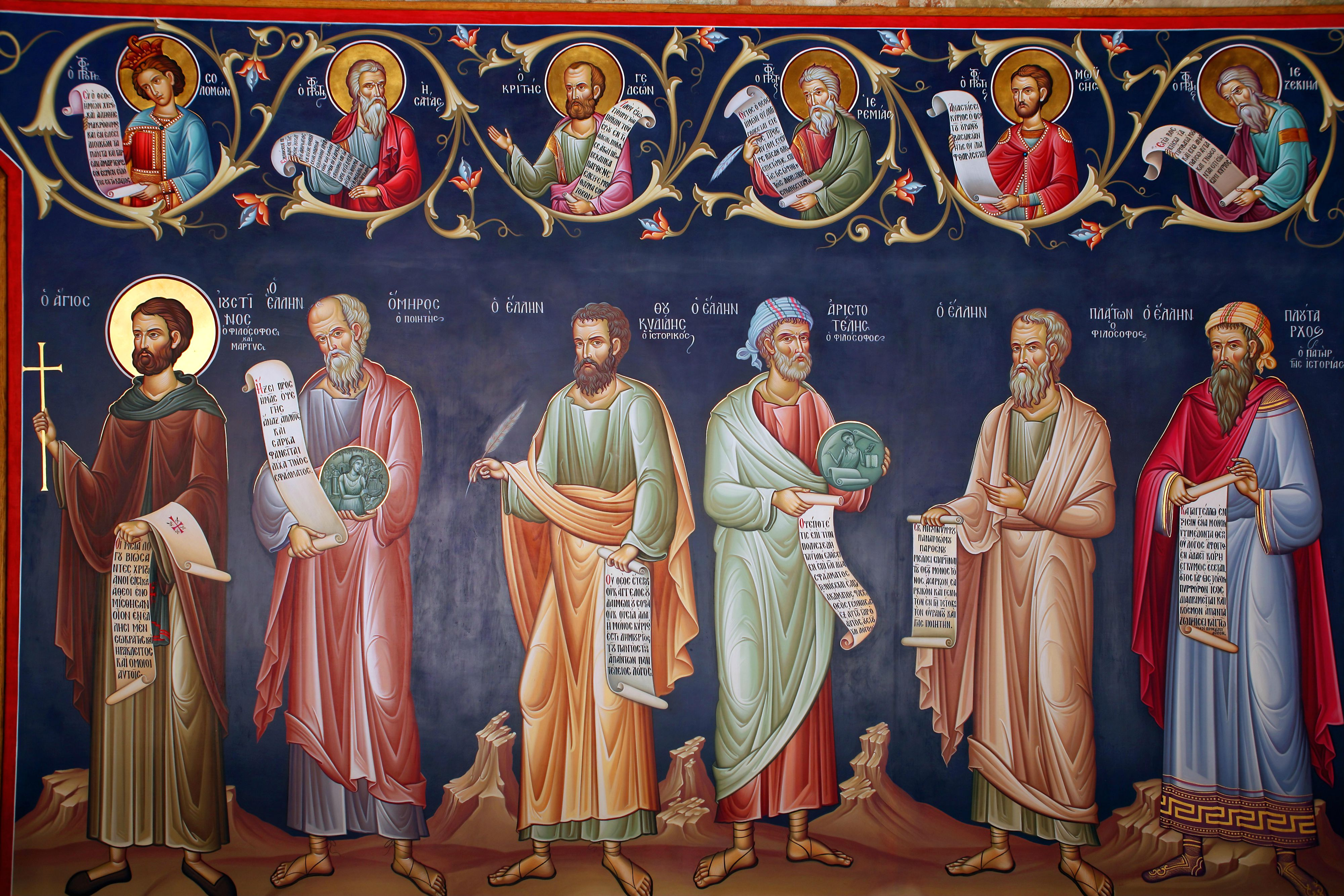 Greek Orthodox Saints Name Days