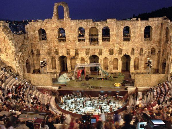 Herodes Atticus Amphitheater