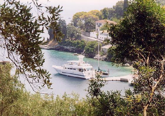 paxoi islands greece