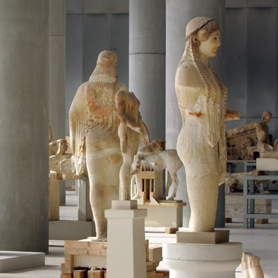 The New Museum of Acropolis