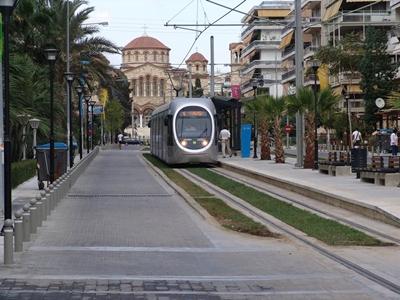 Yunanistan'da Ulaşım