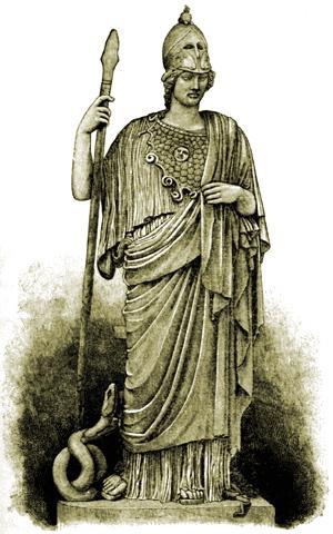 goddess-athena