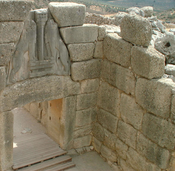mycenaean-lion-gate