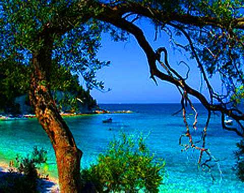 paxoi islands