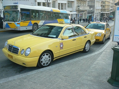 athens-taxi
